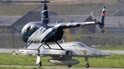 A picture of HBZJW - Robinson R44 Raven II - [12255] - © Alex