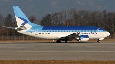 Boeing 737-33R - Estonian Air