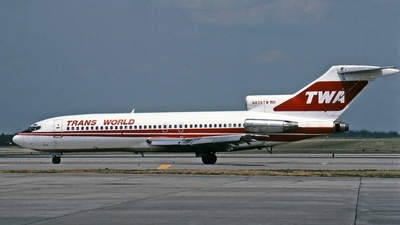 N839TW - Boeing 727-31 - Trans World Airlines (TWA)