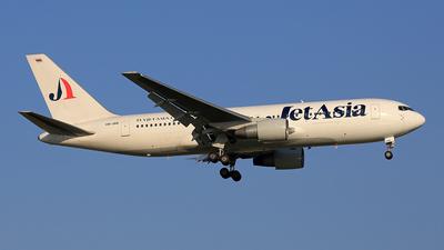 HS-JAK - Boeing 767-2J6(ER) - Jet Asia Airways
