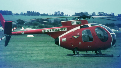 VH-BLO - Hughes 500C - Jayrow Helicopters