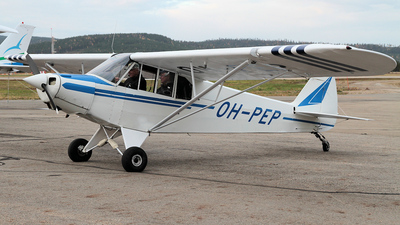 OH-PEP - Piper PA-18-135 Super Cub - Private