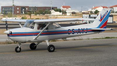CS-AYJ - Cessna 150 - Leávia