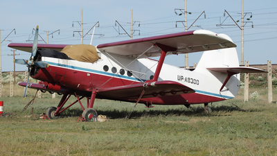 UP-A0300 - Antonov An-2 - Private