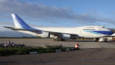 EK-74798 - Boeing 747-281B(SF) - Veteran Avia