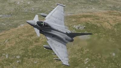 ZJ941 - Eurofighter Typhoon FGR.4 - United Kingdom - Royal Air Force (RAF)