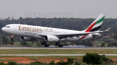 A6-EAC - Airbus A330-243 - Emirates