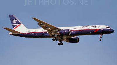 G-BPEF - Boeing 757-236 - British Airways