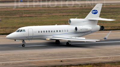 A picture of N777QG -  - [] - © Follow_CAPT