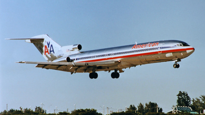 A picture of N871AA -  - [] - © Michael Eaton