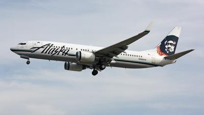 N588AS - Boeing 737-890 - Alaska Airlines