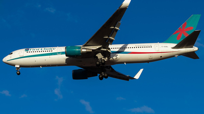 G-OOBL - Boeing 767-324(ER) - Thomson Airways