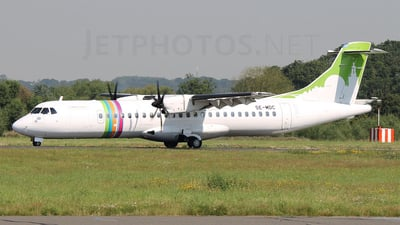 SE-MDC - ATR 72-212A(500) - Golden Air