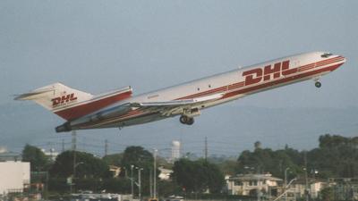 N740DH - Boeing 727-2Q9(Adv)(F) - DHL Air