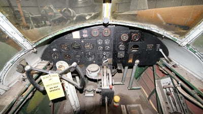 R9883 - Avro 652A Anson Mk.1 - Camden Museum of Aviation