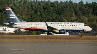 N131HQ - Embraer 170-200LR - US Airways Express (Republic Airlines)