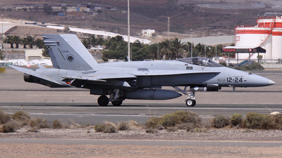 C.15-66 - McDonnell Douglas EF-18A+ Hornet - Spain - Air Force
