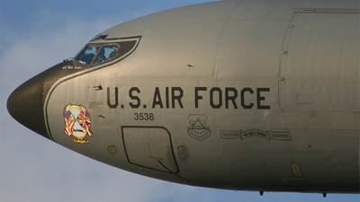 62-3538 - Boeing KC-135R Stratotanker - United States - US Air Force (USAF)