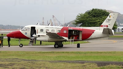 FAB2334 - Embraer IC-95C Bandeirante - Brazil - Air Force