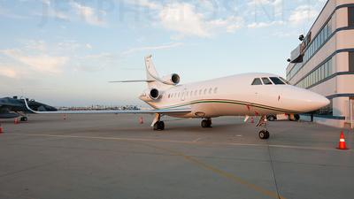 N248LX - Dassault Falcon 900EX - Private
