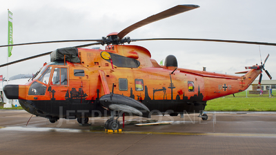 89-55 - Westland Sea King Mk.41 - Germany - Navy