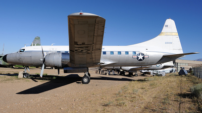 55-0300 - Convair VC-131D Samaritan - United States - US Air Force (USAF)