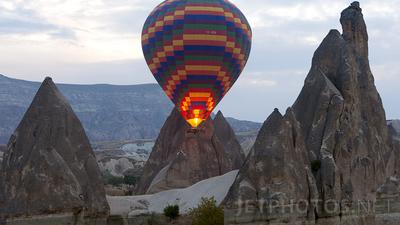 TC-BDO - Lindstrand LBL 360A - Gorême Balloons