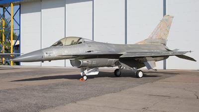 549 - Lockheed Martin F-16A ADF - Poland - Air Force