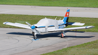 HB-OLH - Piper PA-28R-200 Cherokee Arrow II - Private