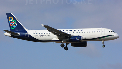SX-OAR - Airbus A320-232 - Olympic Air