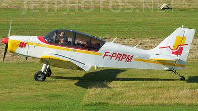 A picture of FPRPM - Jodel D140R - [400] - © Marius Hoepner