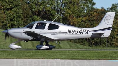 A picture of N994PX - Cirrus SR22T - [0080] - © Joe Osciak