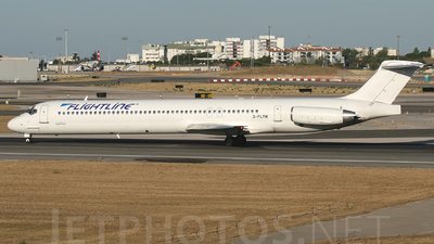 G-FLTM - McDonnell Douglas MD-83 - Flightline