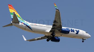 TC-SKS - Boeing 737-83N - Sky Airlines