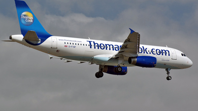 G-FTDF - Airbus A320-231 - Thomas Cook Airlines