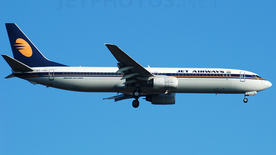 VT-JGC - Boeing 737-95R - Jet Airways