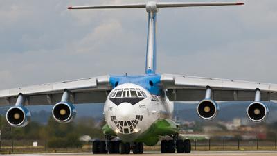 UK-76426 - Ilyushin IL-76 - Uzbekistan Airways