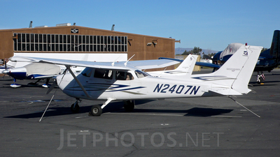 A picture of N2407N - Cessna 172S Skyhawk SP - [172S10550] - © Jonathan Kang