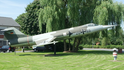 20-86 - Lockheed F-104G Starfighter - Germany - Air Force