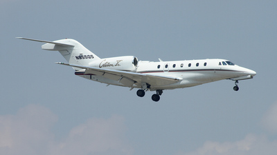 N955QS - Cessna 750 Citation X - Netjets Aviation