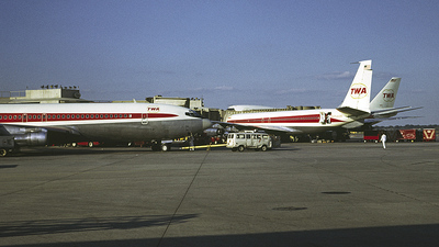 - Boeing 707-331 - Trans World Airlines (TWA)