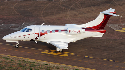 PP-JLS - Embraer 500 Phenom 100 - Private