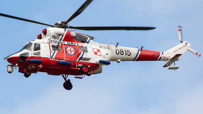 0815 - PZL-Swidnik W3WAM Anakonda - Poland - Navy