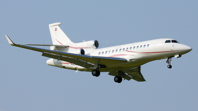 HB-JOB - Dassault Falcon 7X - Cat Aviation
