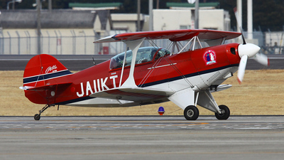 JA11KT - Pitts S-2B Special - Private