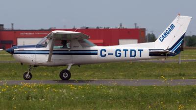 A picture of CGTDT - Cessna 152 - [15285068] - © Jeremy D. Dando