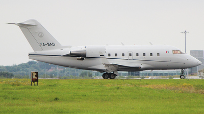 XA-SAD - Bombardier CL-600-2B16 Challenger 604 - Private