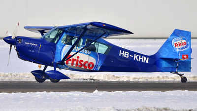HB-KHN - American Champion 8KCAB Super Decathlon - Air Engiadina