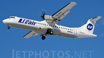 VQ-BLK - ATR 72-212A(500) - UTair Aviation
