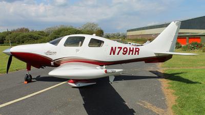 A picture of N79HR - Cessna 400 Corvalis TT - [41017] - © Daniel Nicholson